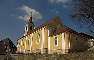 Pfarrkirche Jagenbach