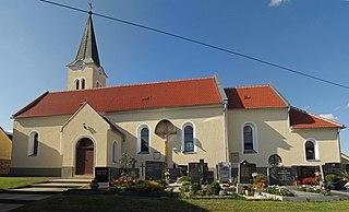 Pfarrkirche Jahrings