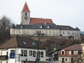 Pfarrkirche Kirchberg an der Pielach