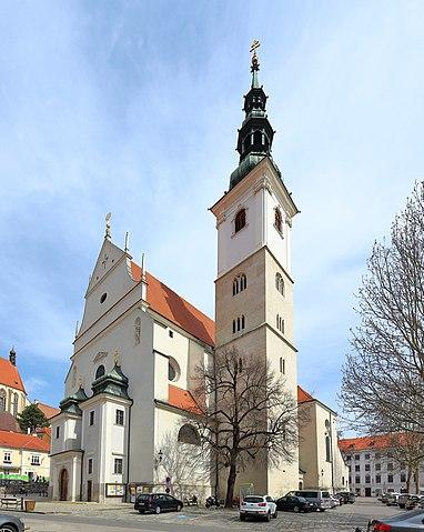 Pfarrkirche Krems - St.Veit