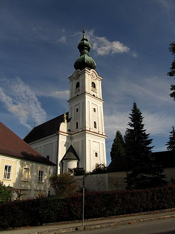Pfarrkirche Kirchberg am Walde
