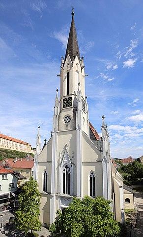 Pfarrkirche Melk