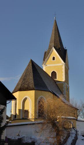 Pfarrkirche Bad Mitterndorf