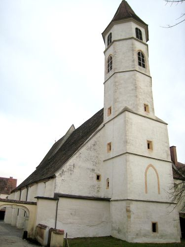 Stadtpfarrkirche Bad Radkersburg
