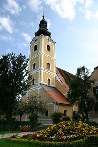 Pfarrkirche Bad Waltersdorf