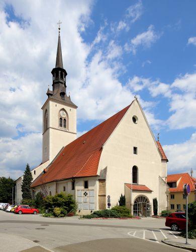 Stadtpfarrkirche Bruck an der Mur