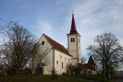 Pfarrkirche Burgau
