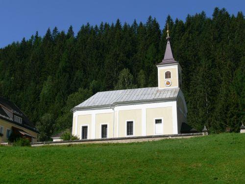 Pfarrkirche Donnersbachwald