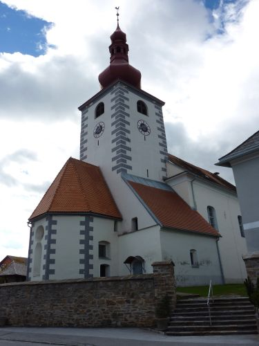 Pfarrkirche Edelschrott