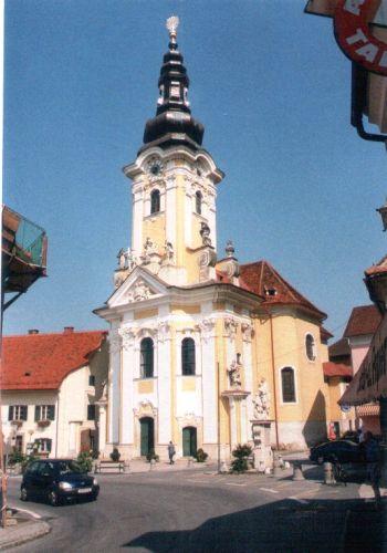 Wallfahrtskirche Ehrenhausen