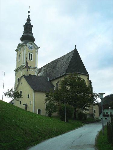 Pfarrkirche Sankt Erhard in der Breitenau