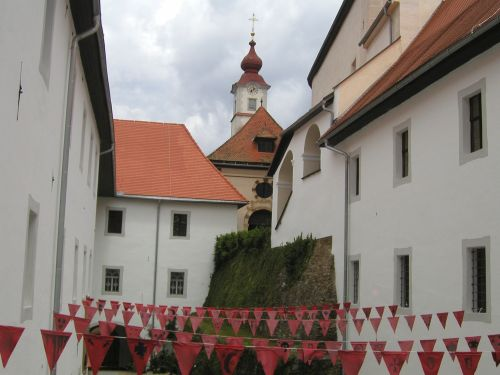 Schlosspfarrkirche Festenburg