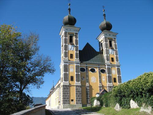 Wallfahrtskirche Frauenberg an der Enns