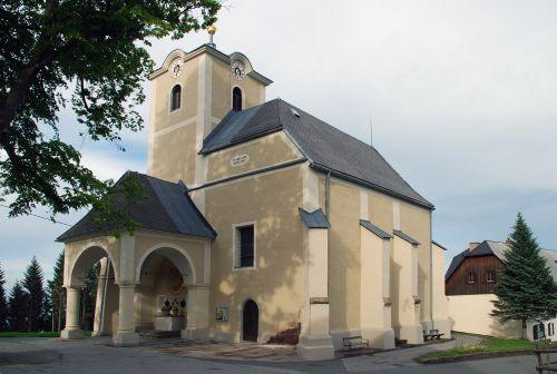 Pfarrkirche St. Anna ob Schwanberg