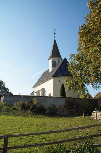 Pfarrkirche St. Georgen bei Obdach