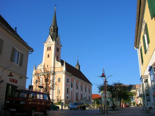 Stadtpfarrkirche Gleisdorf