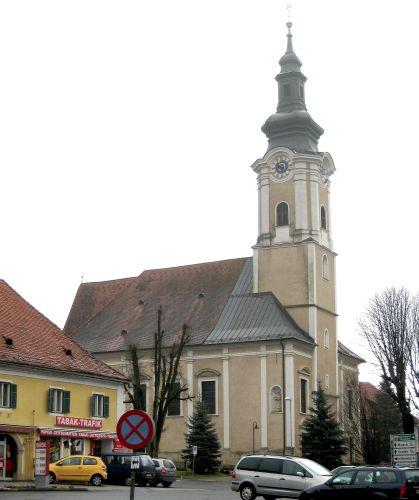 Pfarrkirche Gnas
