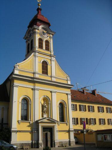 Pfarrkirche Graz-Graben