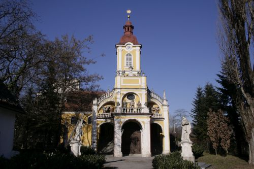 Pfarrkirche Graz-Kalvarienberg
