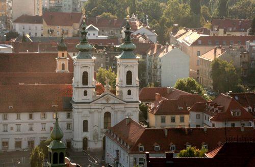 Pfarrkirche Graz-Mariä Mariahilf