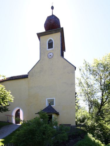 Pfarrkirche Großsölk