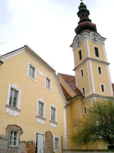 Heiligenkreuz am Waasen