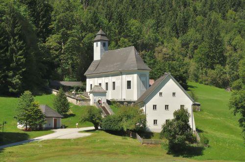 Pfarrkirche Johnsbach