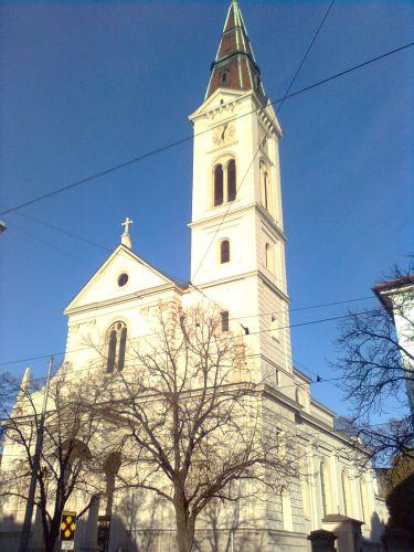 Pfarrkirche Graz-St. Josef
