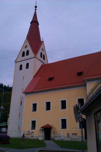 Pfarrkirche Kainach bei Voitsberg