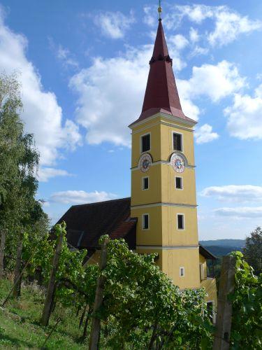 Pfarrkirche Kapfenstein