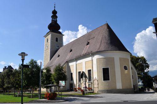 Pfarrkirche Irdning
