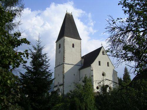 Pfarrkirche Pernegg