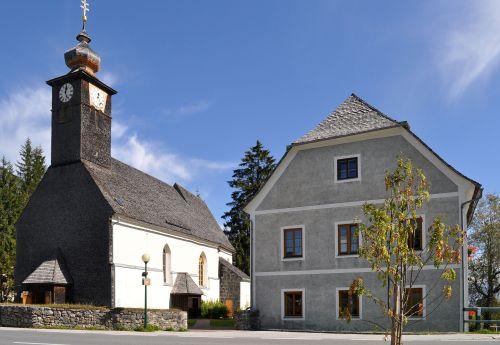 Pfarrkirche Kulm in der Ramsau