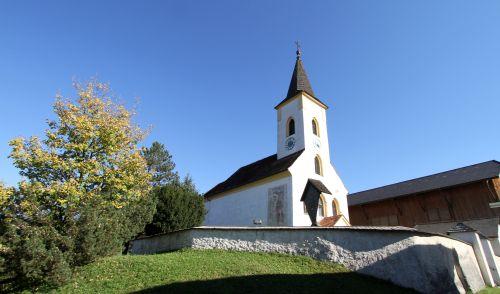 Pfarrkirche St. Lorenzen bei Knittelfeld