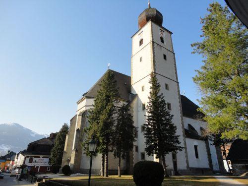Katholische Pfarrkirche Gröbming