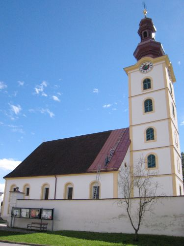 Pfarrkirche Kirchbach in Steiermark