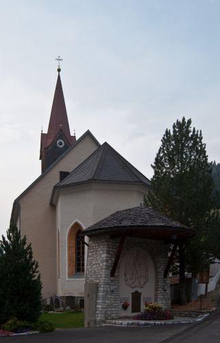 Pfarrkirche Bretstein