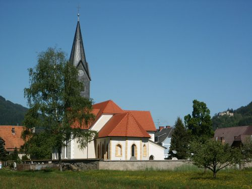Pfarrkirche Frojach