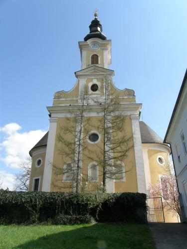 Pfarrkirche Gabersdorf