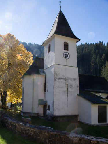Pfarrkirche Kleinfeistritz