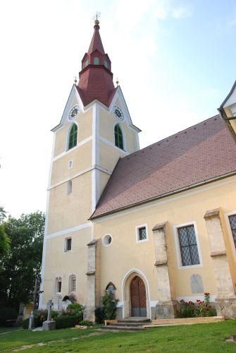 Pfarrkirche Jagerberg
