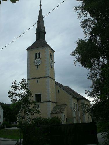 Pfarrkirche Kapfenberg-St. Oswald