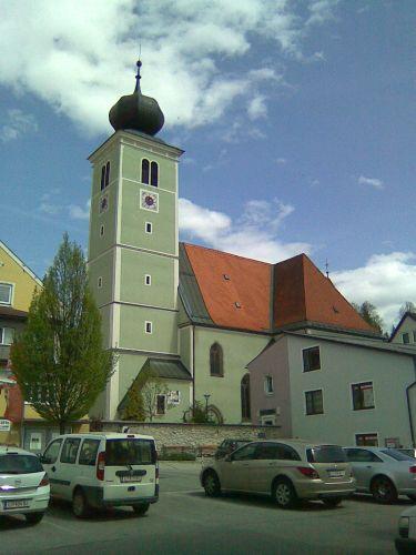 Pfarrkirche Liezen