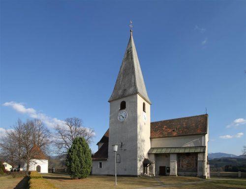 Pfarrkirche Lind-Maßweg