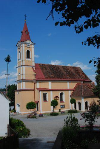 Pfarrkirche Loipersdorf bei Fürstenfeld