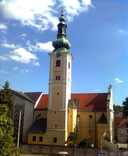 Pfarrkirche Graz-St. Leonhard