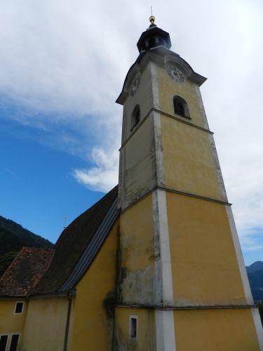 Pfarrkirche St. Dionysen (Oberaich)