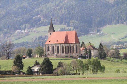 Pfarrkirche St. Marein bei Knittelfeld