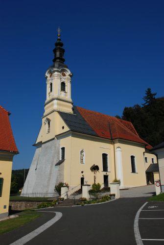 Pfarrkirche Wolfsberg im Schwarzautal