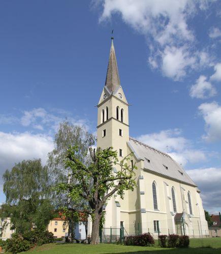 Katholische Pfarrkirche Zeltweg